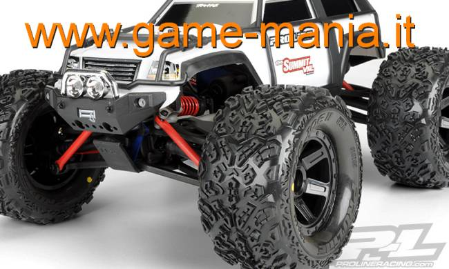 Coppia gomme BIG JOE 2 e inserti spugna x Summit 1:16 by Pro-Line