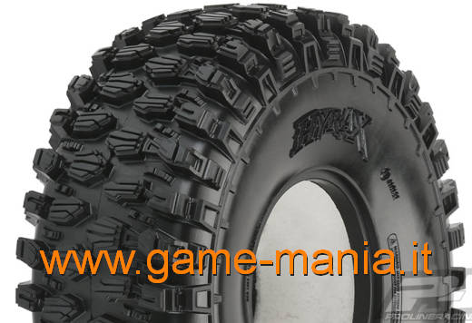 "Pair of 1.9"" HYRAX G8 120mm offroad tires (2x) by Pro-Line"