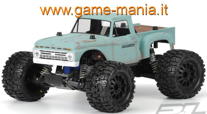FORD F-100 1966 carrozzeria x Traxxas Stampede by Pro-Line