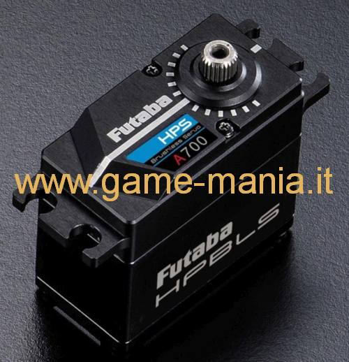 74Kg servo brushless HPS A700 - 7,4V - ingranaggi TITANIO by Futaba