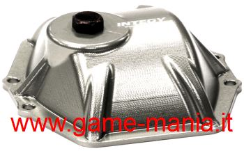 Type III silver alloy diff cover for Wraith/Ridgecrest by Integy