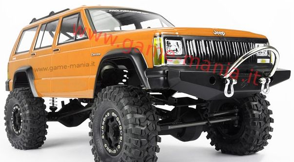 JEEP CHEROKEE '92 carrozzeria 1:10 monster/scaler by Pro-Line