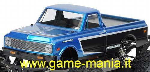 CHEVROLET C10 carrozzeria 1:10 per Traxxas Stampede by Pro-Line