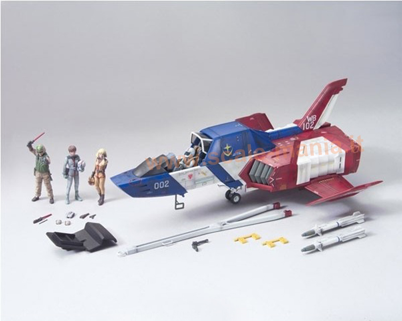 FF-X7 Core Fighter scala 1:35 serie UCHG by Bandai
