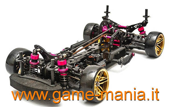 Sakura D4 AWD kit 1:10 da DRIFTING 4WD by 3Racing