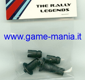 Bicchierini per differenziale e albero 4wd Rally Legends by EZ
