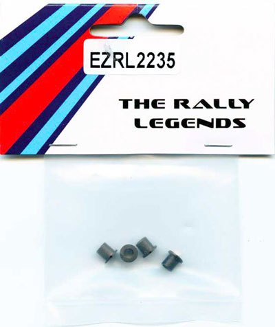 Boccole in metallo per C anteriori x Rally Legends by EZ