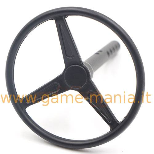 Steering Wheel - 3-spokes - Toyota style - 1/10 scale by GRC