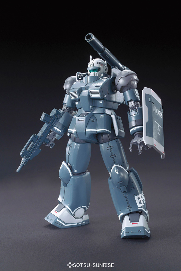 RCX-76-02 Guncannon First Type 1:144 HG Gundam The Origin