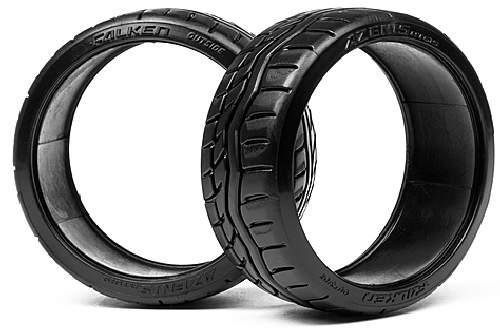 2 gomme DRIFT ADVAN NEOVA per canale 26mm by HPI