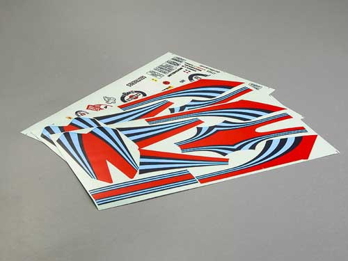 Fogli decals per Lancia Delta Integrale Martini by KillerBody