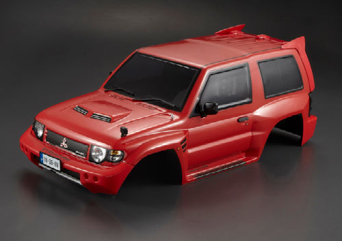 MITSUBISHI PAJERO EVO carrozz. trasp. 285mm by Killerbody