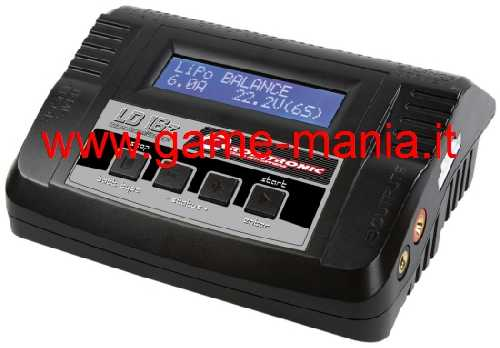 LD-16z battery charger/discharger 220V/12V by Robitronic