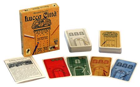 Lucca citta 39 gioco di carte da tavolo by da vinci 6 - Miglior gioco da tavolo ...