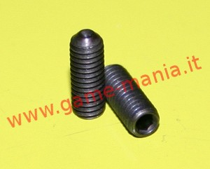 Grani M3x05 mm. in acciaio (10 pz.) by RC4WD