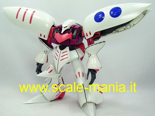AMX-004 QUBELEY 1:100 serie Master Grade by Bandai