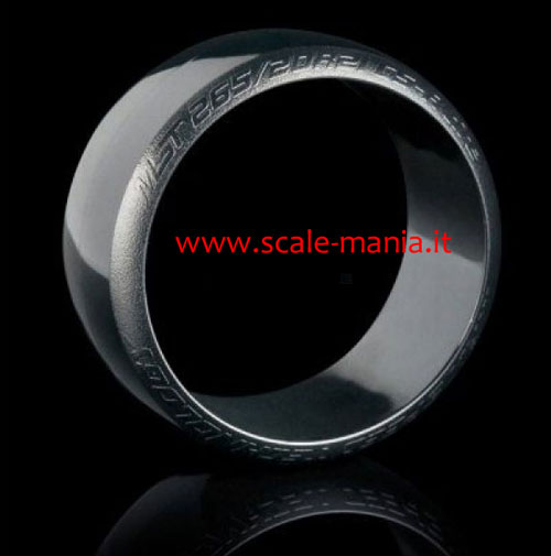 2 gomme da DRIFT CS-R slick 26mm mescola DURA by MST