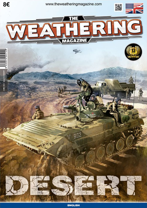 "The Weathering Magazine 13 ""DESERT"" edizione inglese by MIG"