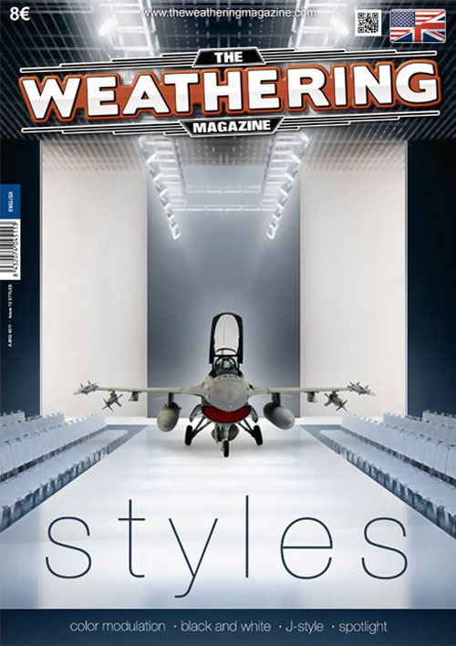 "The Weathering Magazine 12 ""STYLES"" edizione inglese by MIG"
