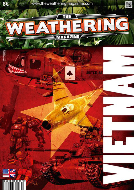 "The Weathering Magazine 8 ""VIETNAM"" edizione inglese by MIG"