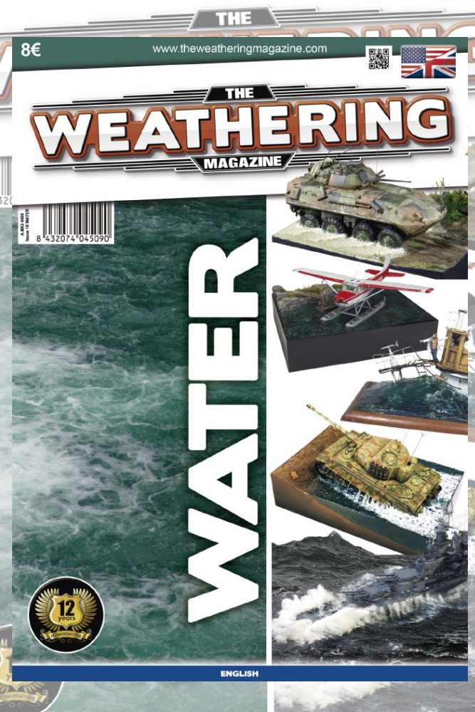 "The Weathering Magazine 10 ""WATER"" edizione inglese by MIG"