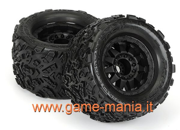 Gomme BIG JOE 2 serie 40 (XL) pronte su cerchi F-11 by Pro-Line