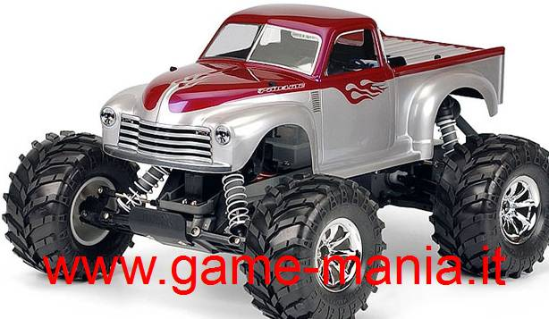 CHEVROLET 1950 carrozzeria 1:10 per Traxxas Stampede by Pro-Line
