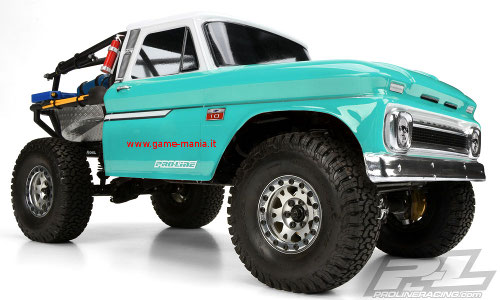 Chevrolet C-10 1966 solo cabina passo 312mm by Pro-Line