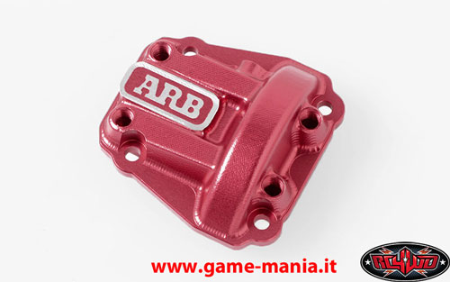 ARB alloy diff cover for Vaterra Ascender axle by RC4WD