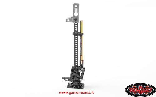 Binda nera FUNZIONANTE in scala 1:10 su licenza Hi-Lift da RC4WD