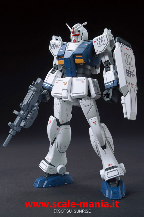RX-78-01[N] Gundam Local Type 1:144 HG Gundam The Origin