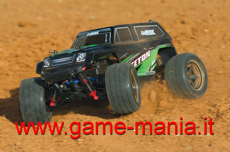 TETON monster truck RC completo scala 1:18 by Traxxas