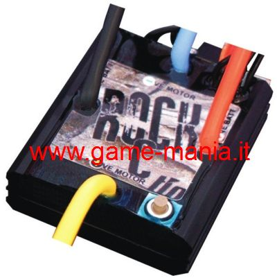 TIO ROCK CRAWLER ESC WATERPROOF scaler - camion by MTroniks