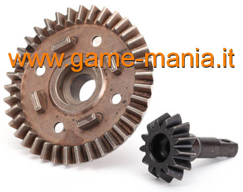 Differential ring & pinion gears for E-Revo 2.0 1/10 by Traxxas