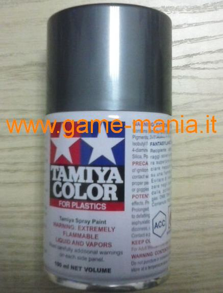 Colore spray TS91 DARK GREEN (Verde scuro) 100ml by Tamiya