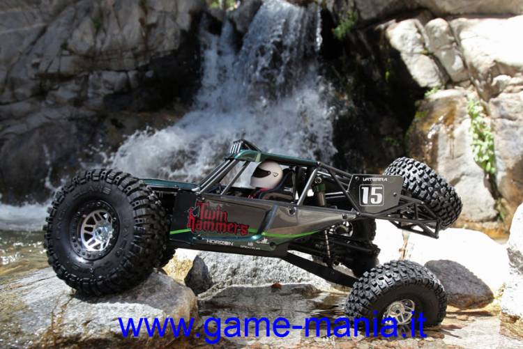 TWIN HAMMERS RTR buggy/crawler/offroad a 2 marce by Vaterra