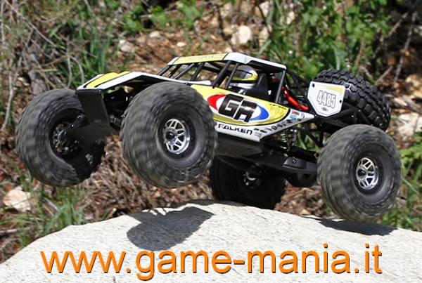 TWIN HAMMERS KIT buggy/crawler/offroad a 2 marce by Vaterra