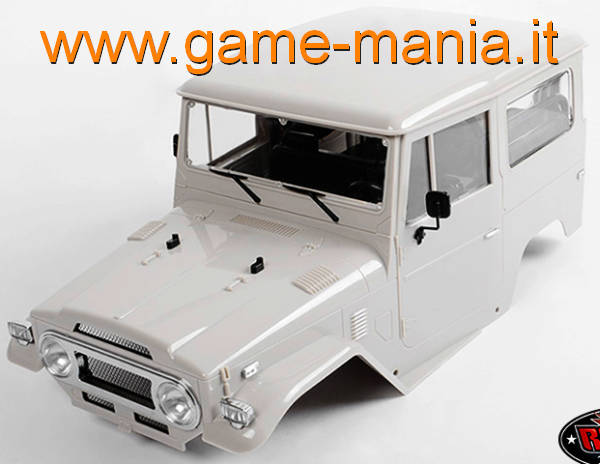 LAND CRUISER 40 carrozz. in ABS passo 275mm kit by RC4WD