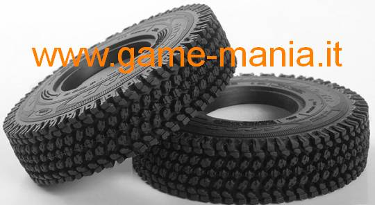 "Coppia gomme 1.55"" Goodyear WRANGLER A/T ADV 95mm by RC4WD"