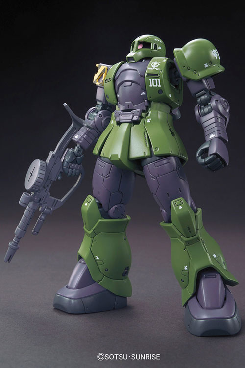 MS-05 Zaku I Denim / Slender 1:144 HG Gundam The Origin