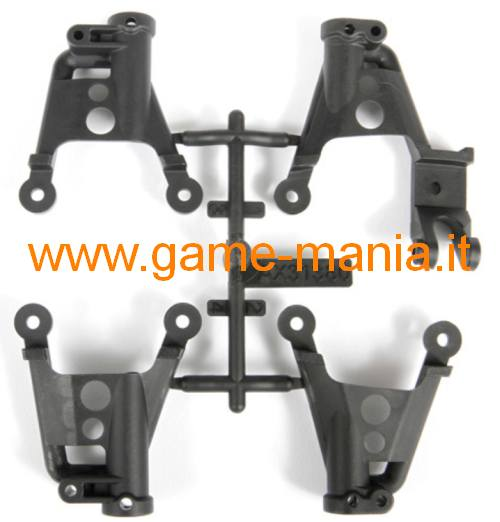 Torri ammortizzatori originali per SCX-10 II KIT by Axial