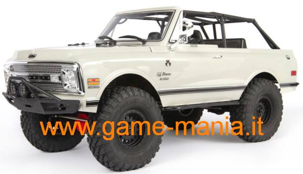 Carrozzeria traspar. CHEVY BLAZER Cabrio 1969 - 305mm by Axial