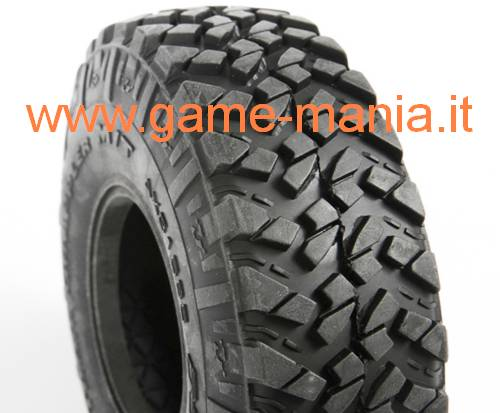 Coppia gomme 1.9 NITTO TRAIL GRAPPLER (R35-soft) by Axial