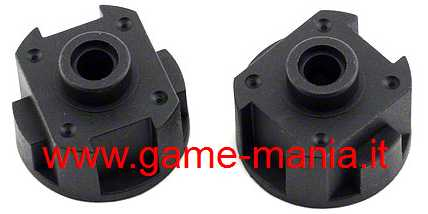 Gusci interni (x2) differenziale per ponti SCX/AX-10 by Axial