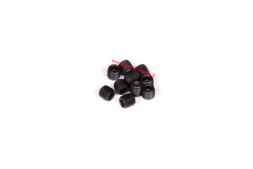 Grani M3x03 mm in acciaio (10 pz.) by Axial