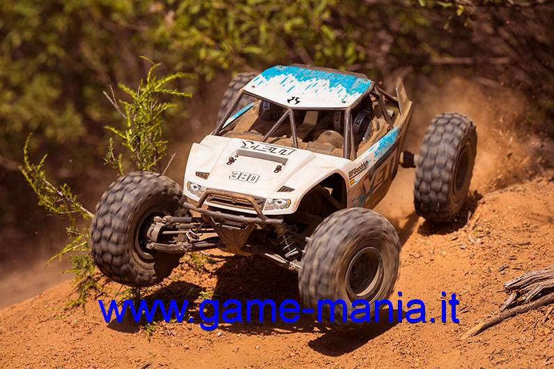 AXIAL YETI - RTR rock racer 1:10 4WD RC completo