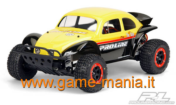 BAJA BUG carrozzeria in lexan x Short Course 1:10 by Pro-Line