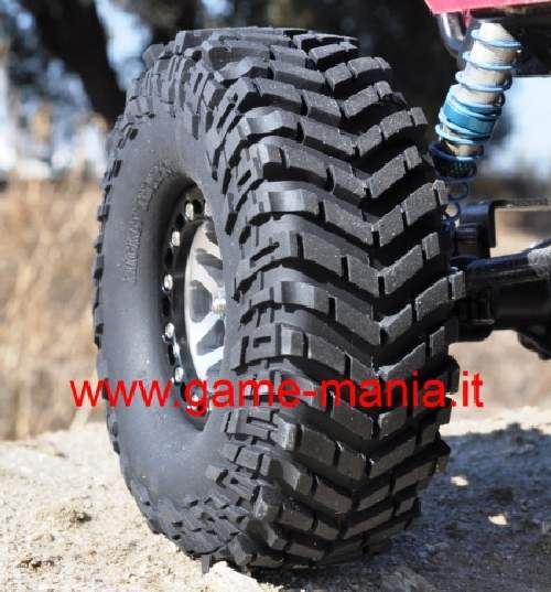 "Coppia gomme 1.9 BAJA CLAW TTC 4.19"" Mickey Thompson by RC4WD"