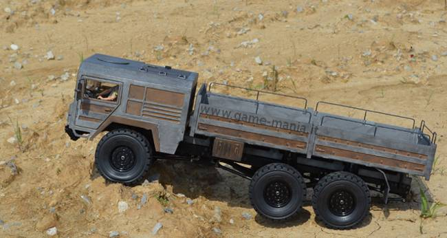 RC4WD BEAST II camion offroad 6x6 in KIT di montaggio