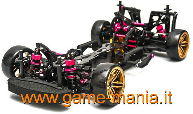 Sakura D4 RWD kit 1:10 da DRIFTING 2WD by 3Racing - NOVITA